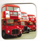 ROUTE MASTER AND RT BUSES COASTER